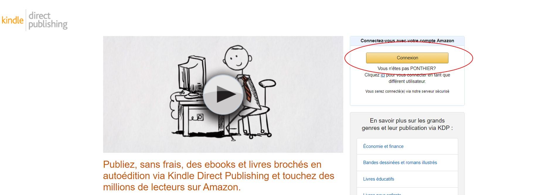 Vendre Un Ebook Sur Amazon Nos Conseils Doublezvosventes Com