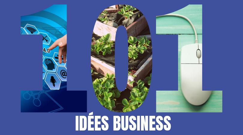 101 idées business
